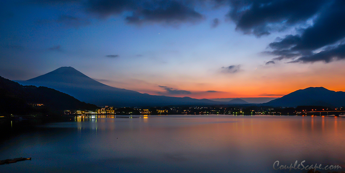 Fujisan Twilight