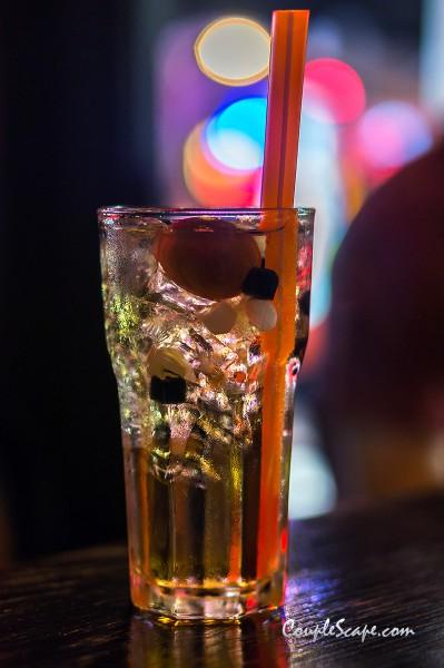 Japanese Ume Soda