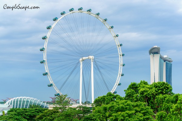 เที่ยวสิงคโปร์ - SingaporeFlyer