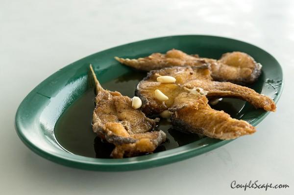ปลาคังทอดน้ำปลา