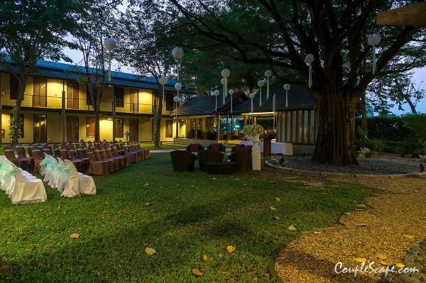 บรรยากาศใน โรงแรม U Inchantree