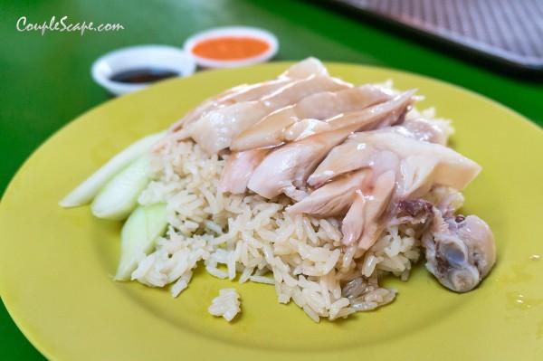 เที่ยวสิงคโปร์ - Tian Tian ข้าวมันไก่