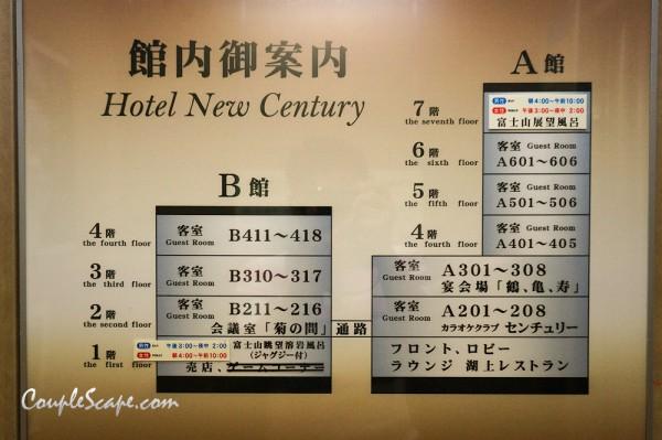 hotel new century