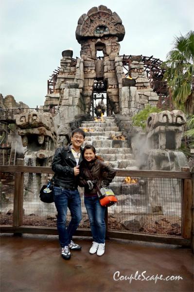 ่Japan Trip2013 - DisneySea