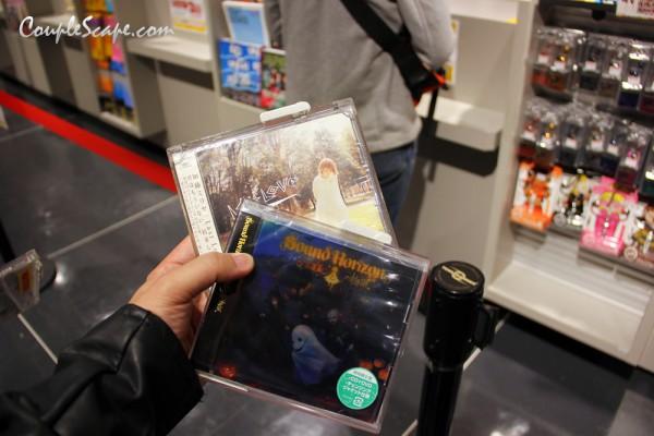 Japan trip2013 - Shibuya - tower record