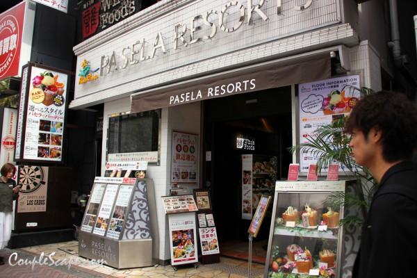 เที่ยวญี่ปุ่น - Shibuya -Pasela Resorts Grande