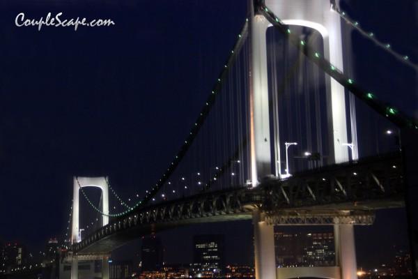 เที่ยวญี่ปุ่น - Rainbow Bridge.