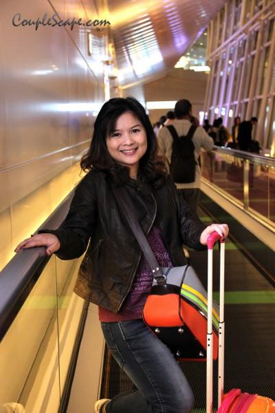 เที่ยวญี่ปุ่น Haneda Airport