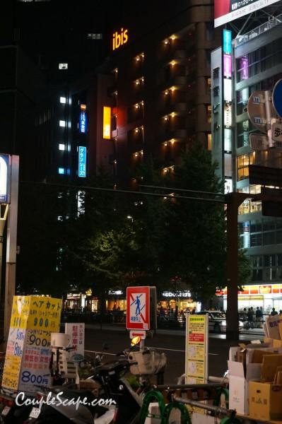 เที่ยวญี่ปุ่น - Ibis shinjuku
