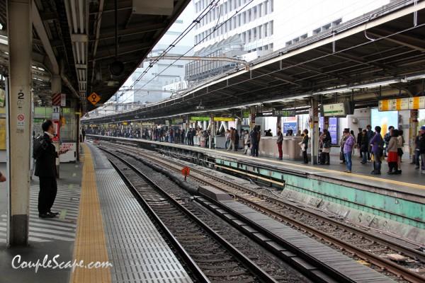 เที่ยวญี่ปุ่น - Shijuku
