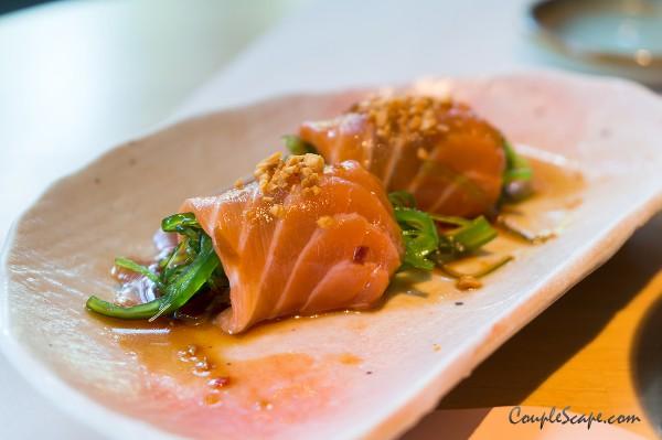 salmon caribbean
