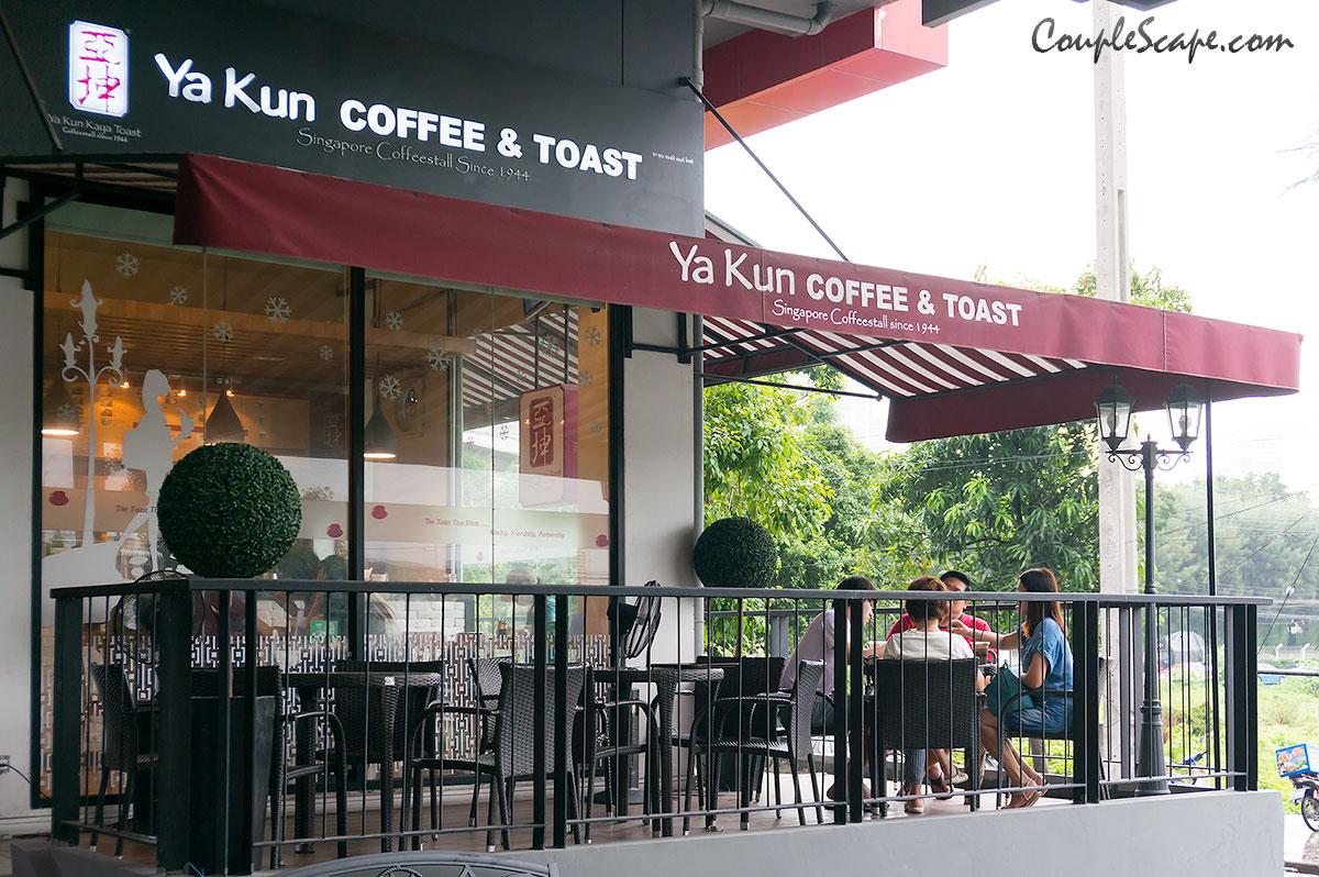 Ya Kun Coffee&Toast