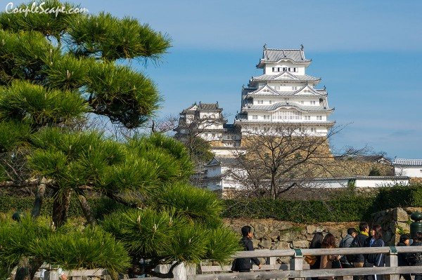 ็Himeji Castle