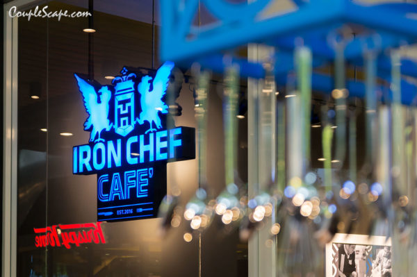 Iron Chef Cafe