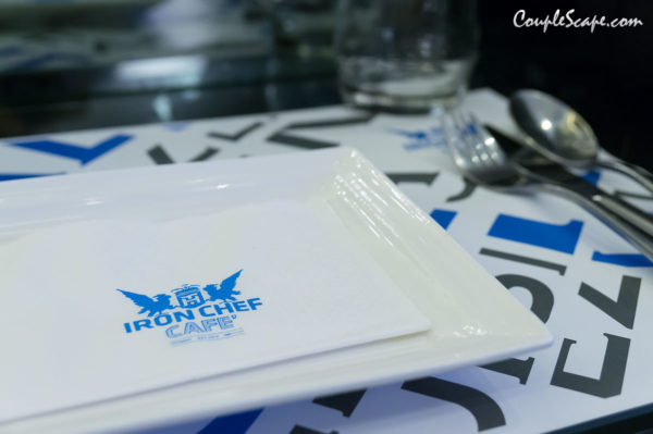 Iron Chef Cafe