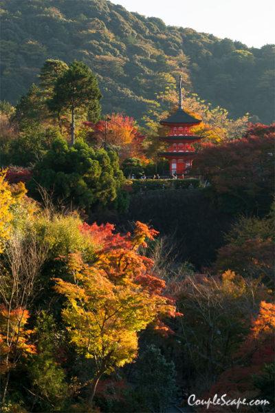 วัดน้ำใส Kiyomizu