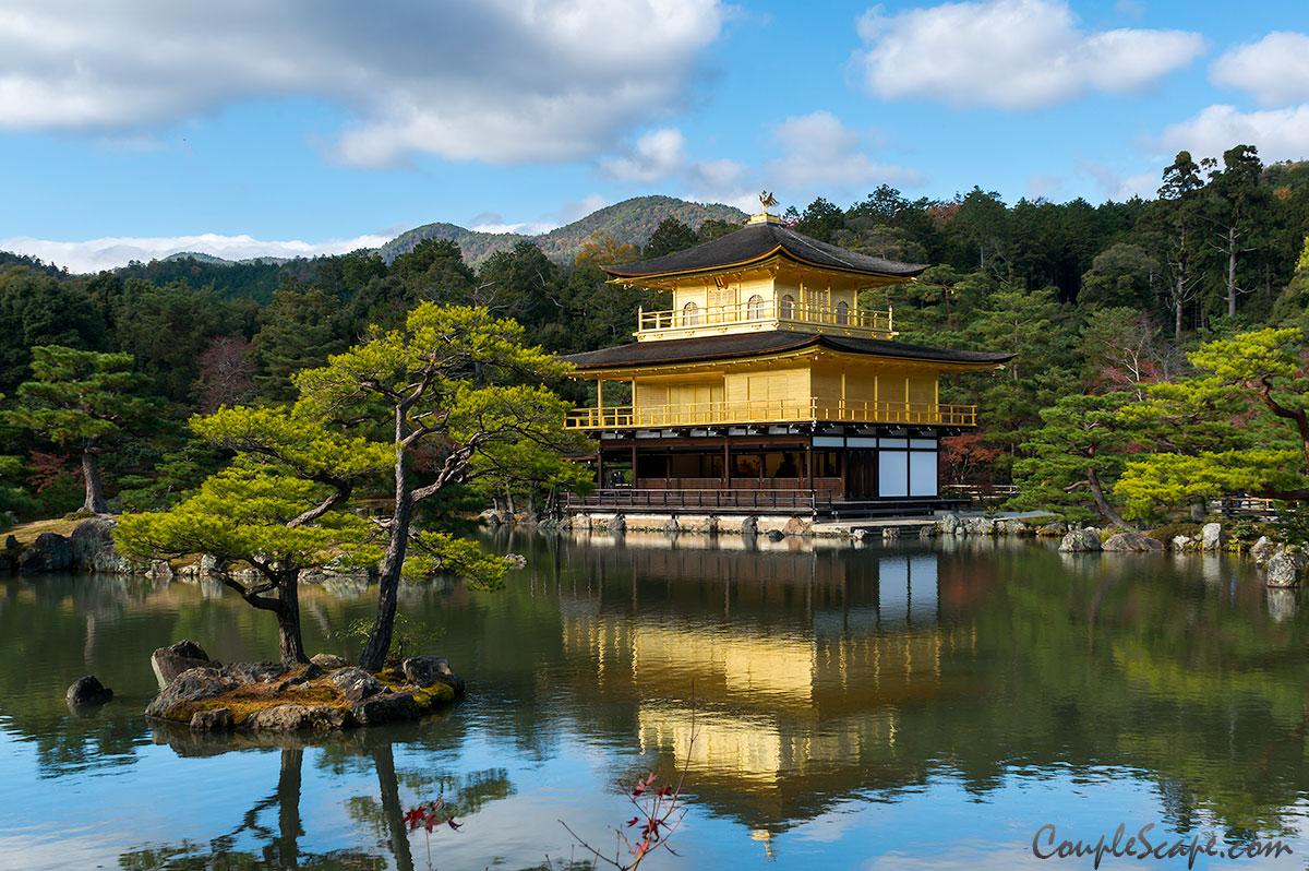 เที่ยวคันไซ ตอนที่ 6 Arashiyama วัดทอง Kinkakuji และ วัดน้ำใส Kiyomizu ในวันเดียว
