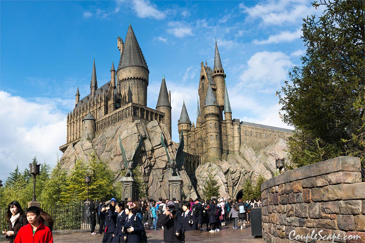 เที่ยวคันไซ ตอนที่ 8 ตะลุยเมืองพ่อมด Harry Potter ที่ Universal Studio Japan