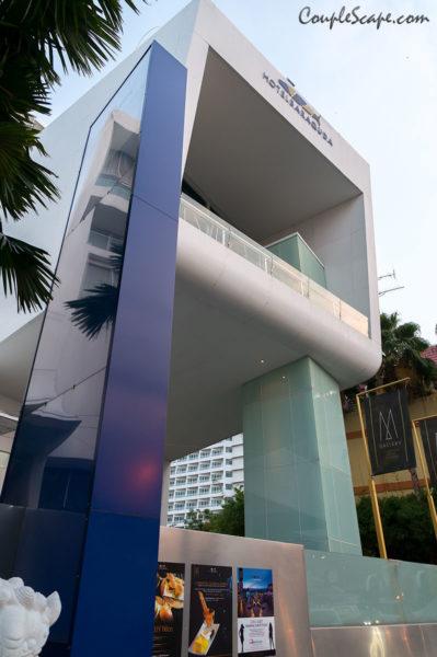 Hotel Baraquda MGallery พัทยา