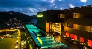 NookDee (หนุกดี) Boutique Resort ที่พักภูเก็ต ใกล้หาดกะตะ จุดชมวิวพระอาทิตย์ตกจากมุมสูง