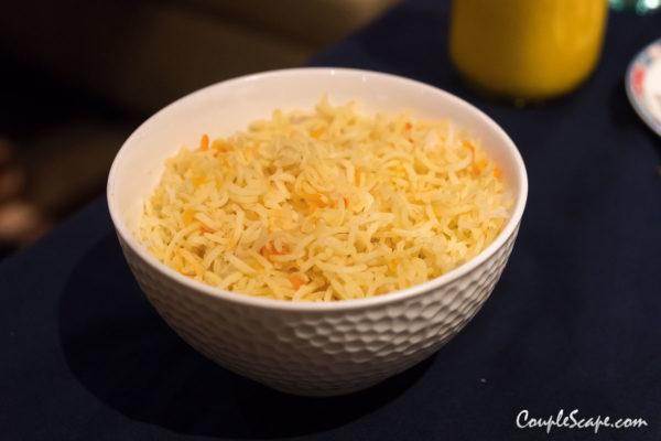 Zeera Chawal ข้าวอินเดีย