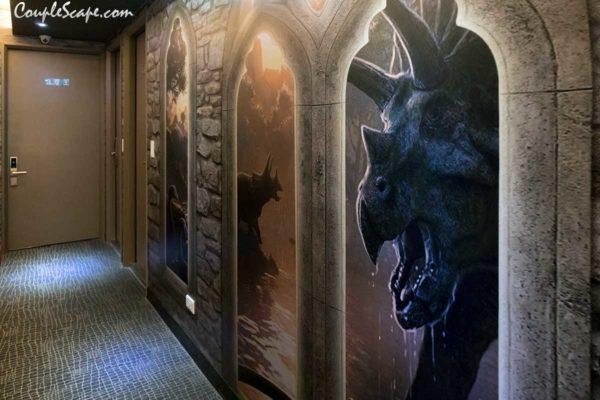 Morwing Hotel Fairytale Lobby