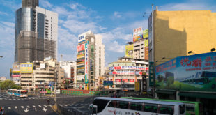 Plaza Hotel Taichung ที่พักราคาประหยัด ใกล้สถานีรถไฟไทจง ไปเที่ยวไหนก็ง่าย
