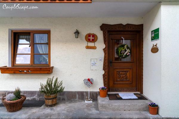 หน้าบ้าน Schusterhof