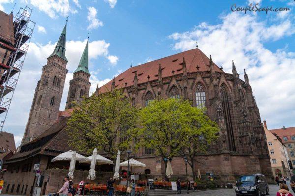 Bratwursthausle St. Sebald
