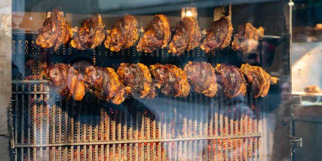 Haxnbauer ร้านอาหารกลางเมืองมิวนิค (Munich) ที่มีขาหมูเด็ดที่สุด