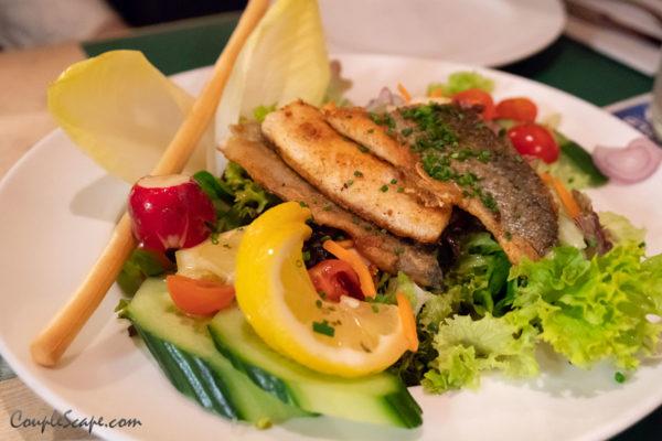 Isar Salad