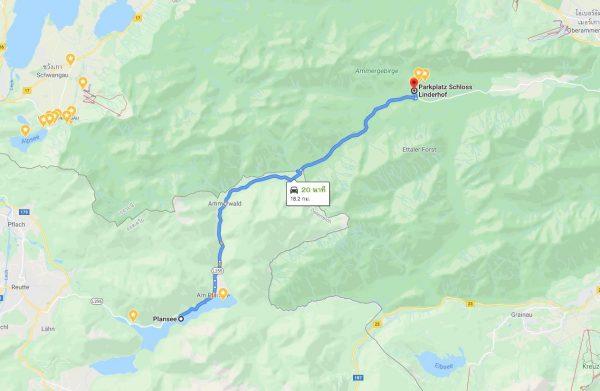 ปราสาท Linderhof